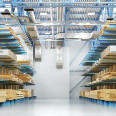 Louer une surface de stockage pour activité commerciale